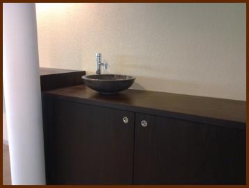 Création de mobilier avec agencement