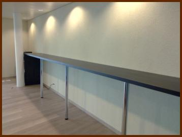 Mobilier style bar